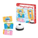 3D Board Game with Bell for Kids 5+ (Hong Kong)
