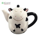 Ceramic Promotion Cow Teapot (Hong Kong)