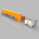 Powder Coating line (Mainland China)