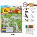 Dinosaur Painting Set (Hong Kong)
