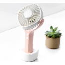 Mini Desktop/Portable Rotating Shaking Head Fan (Hong Kong)