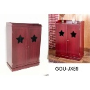 Country Cutout Storage Cabinets (Taiwan)