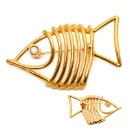 Fish Shape Brooches (Hong Kong)