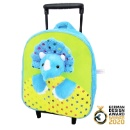 Kids Backpack with Detachable Trolley  (Hong Kong)