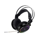7.1 surrounded wired gaming headset with 2.2m usb cable neon rgb led lights  (Mainland China)