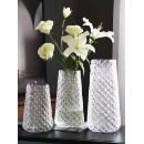 Clear Glass Vase (Mainland China)