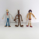 Plastic Collapsible 3D Action Figure (Mainland China)