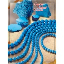 Genuine Stabilised Turquoise Rough and Beads (Hong Kong)