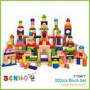 wooden Toys Building Blocks wooden (China)