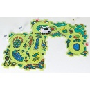 Puzzle Golf Course Play Set (Hong Kong)