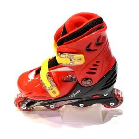 Cartoon Roller Skate (Hong Kong)