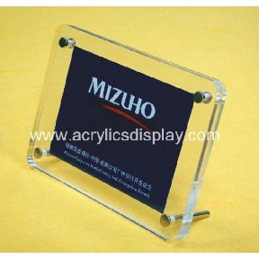 Acrylic Photo Frame (China)