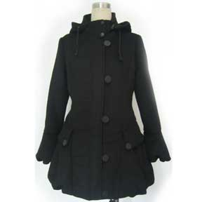 Ladies' Woolen Coat (China)