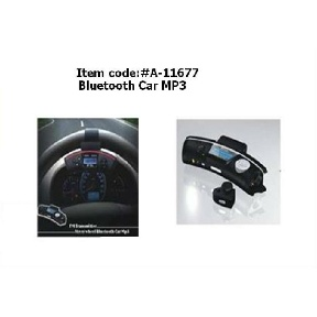 Bluetooth Car MP3 (Hong Kong)