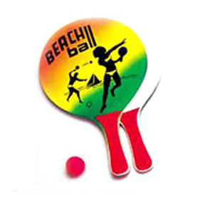 Beach Racket Set (China)