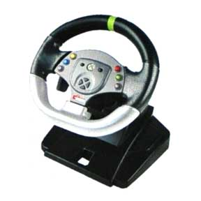 Video Game Steering Wheel (China)