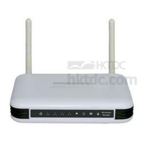 3G WiFi Wireless Router (Hong Kong)