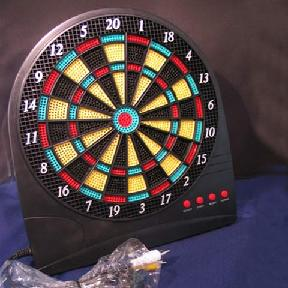 Electronic Dart Board (Hong Kong)