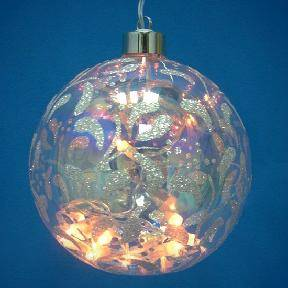 Glass Ball Lamp (China)