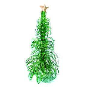 "18"" Tinsel Christmas Tree (Hong Kong)"