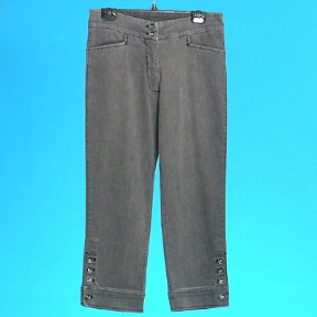 Jeans in 3/4 length (Hong Kong)