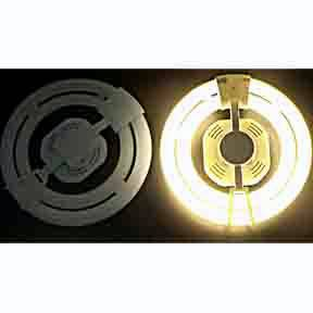 Double-Circle Fluorescent Lamp (China)