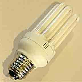 T2 U-Shape Energy-Saving Bulb (China)