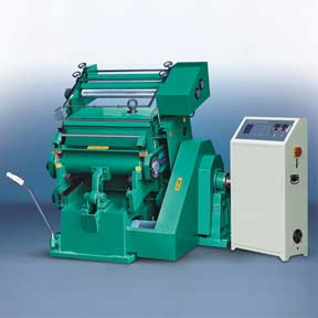 Paper Stamping and Creasing Machine (China)