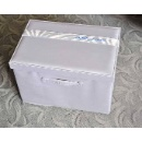 Folding Blanket Packaging Box (Hong Kong)