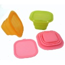 Silicone Foldable Container (China)