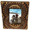 Beaded Photo Frame (India)