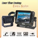 5 inches Digital TFT LCD Rear View Back Up Camera System (China)