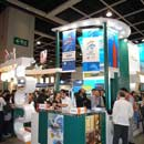 Exhibition Stand Design for International Travel Expo (Hong Kong)