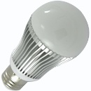 High Power Dimmable LED Bulb Lamp (Taiwan)
