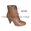 Newest Ladies Lace-up Ankle Boots (Hong Kong)