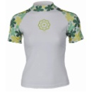 Women's Rash Guard (Hong Kong)
