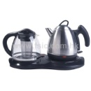 Stainless Steel Electric Glass Tea Set (Hong Kong)