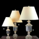 K9 Solid Crystal Table Lamp  (China)