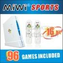 MiWi Wireless Video Gaming Console Set - 16 Bit (Hong Kong)