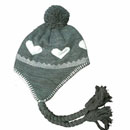 Knitted Trapper Hat (China)