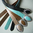 Ladies' Leather Belts (China)