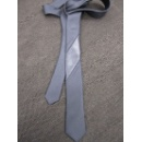 Silk with Genuine Leather Tie (Hong Kong)