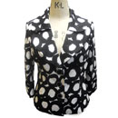 Ladies' Dotted Shirt (China)