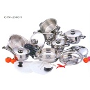 24pcs Cookware Set (China)