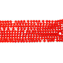 Coral Bead Necklace (Italy)