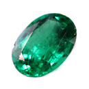 Oval-Cut Emerald (Hong Kong)