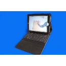 iPad 2 Leather Case with Bluetooth Keyboard (China)