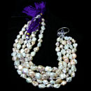 Baroque Pearl Necklaces (China)