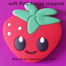 Soft PVC Fridge Magnet (China)