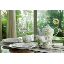 Round Shape White Porcelain Collection (China)